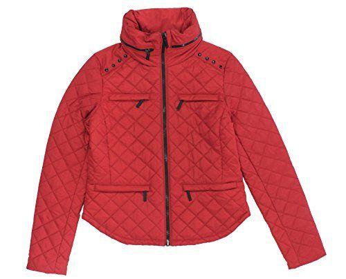 MICHAEL MICHAEL KORS Michael Michael Kors Women'S Shirt Tail Hem Puffe Jacket. #michaelmichaelkors #cloth #