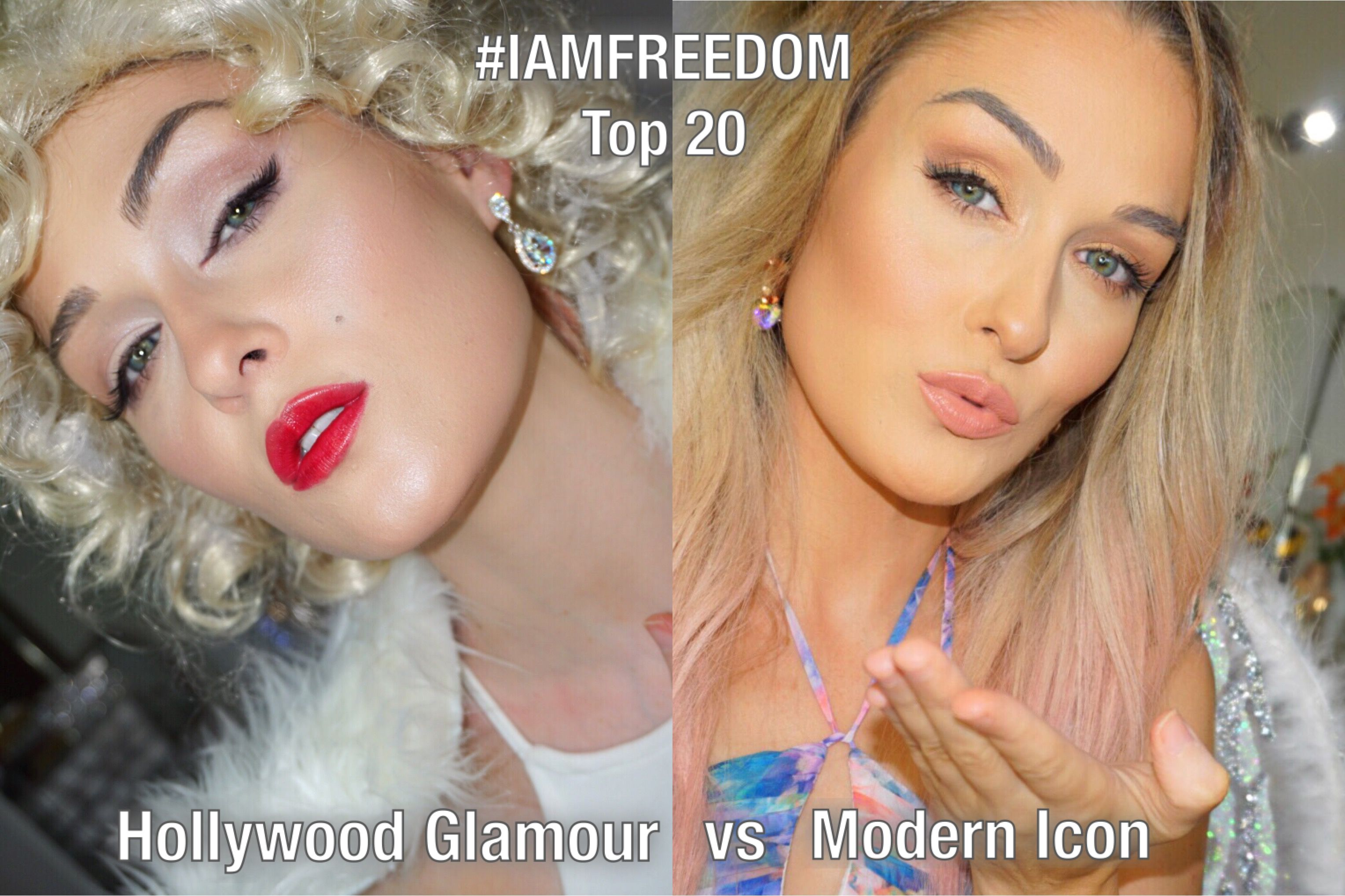 Hey beauties please check out my iamfreedom awards top 20