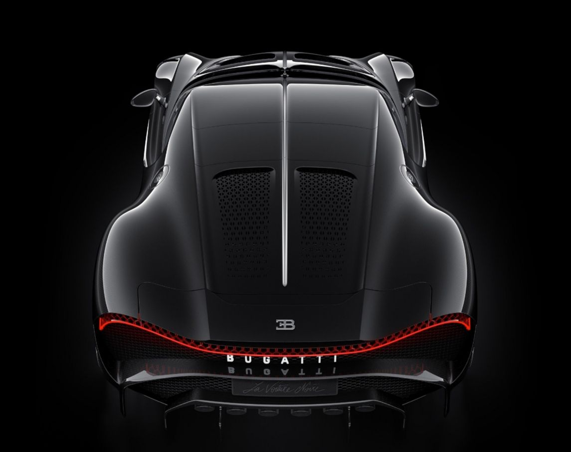 Bugatti представила самый дорогой автомобиль в мире (Фото ...