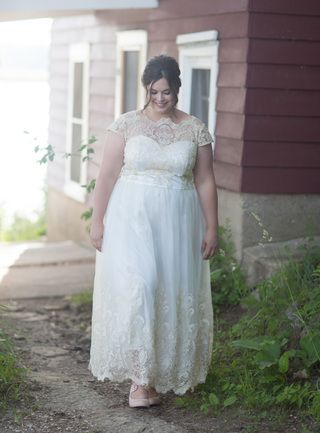 For An Occasion Unlike Any Other This Ivory Gown From Chi London Is Sure