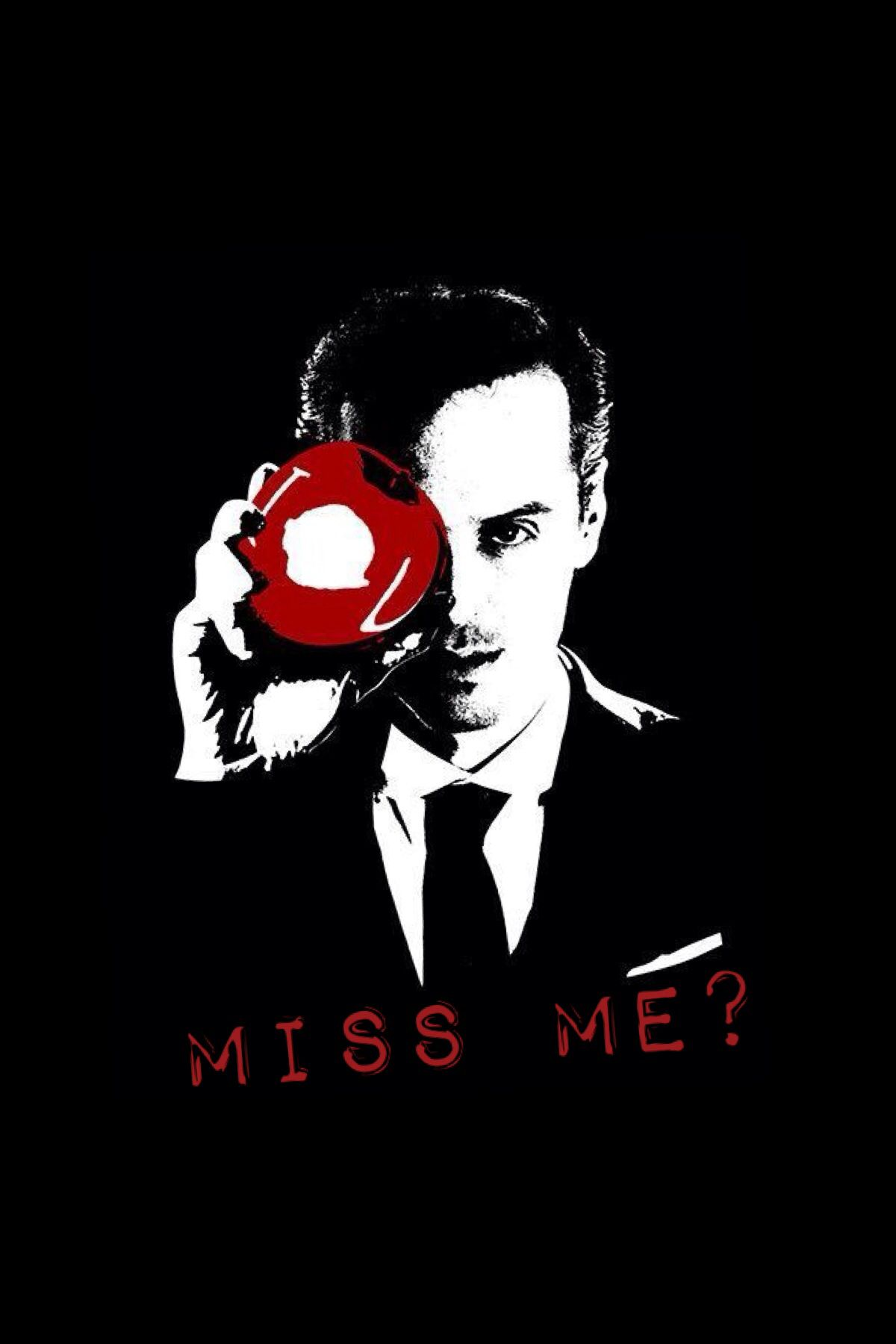 moriarty did u miss me - HD 1200×1800