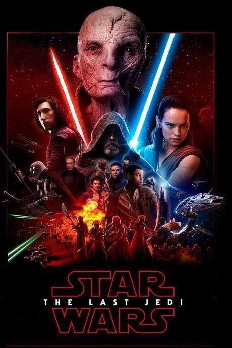 Star Wars Episode 8 Streaming Vf : episode, streaming, Tähtien