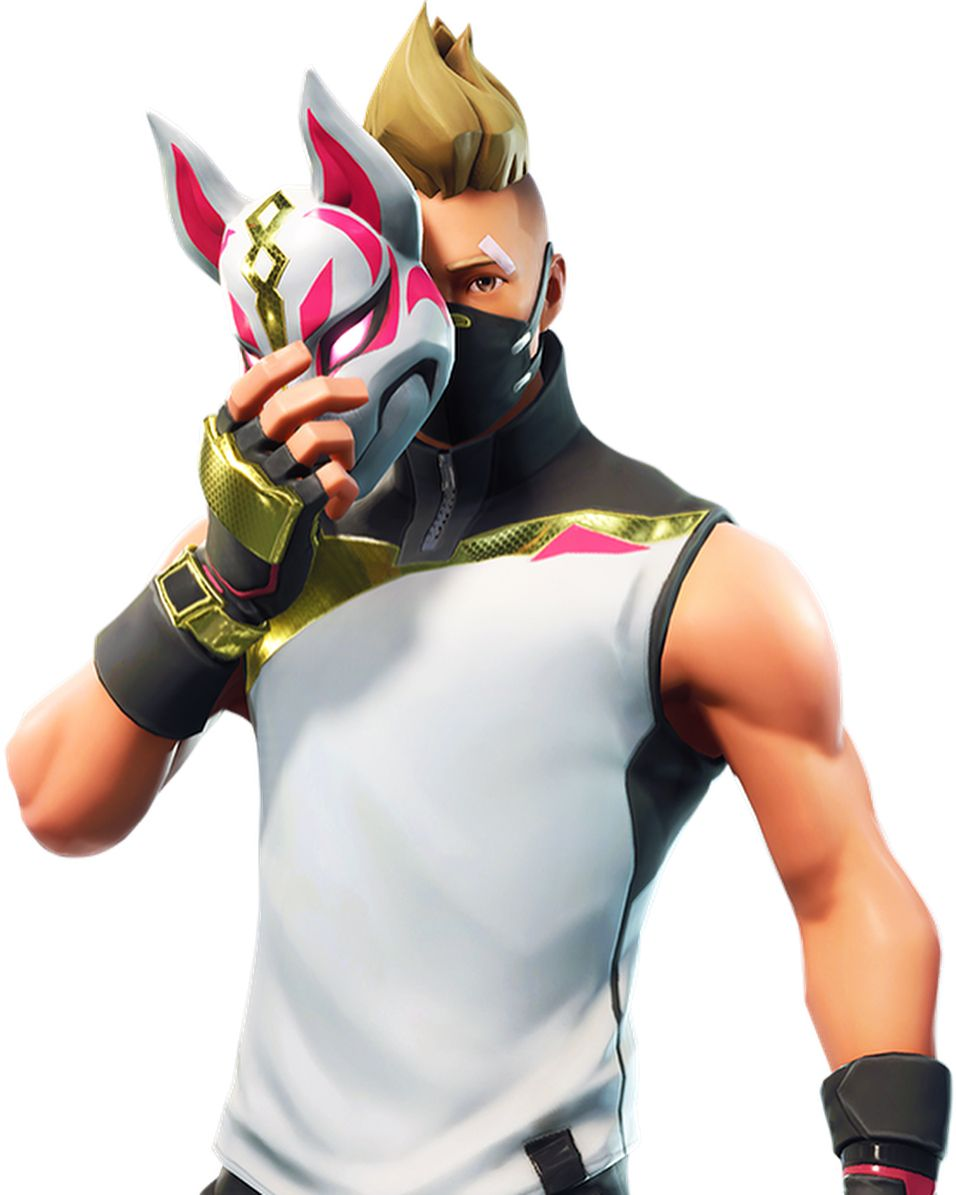 Some Of The New Fortnite Skins 1 Drift 2 Huntress 3