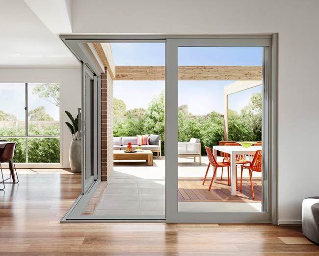 Silver Aluminium Window Frames Google Search Aluminium Windows Sliding Doors Exterior Grey Window Frames
