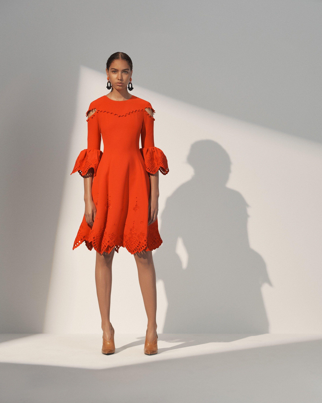 Prabal gurung resort fashion show resorts fashion and orange