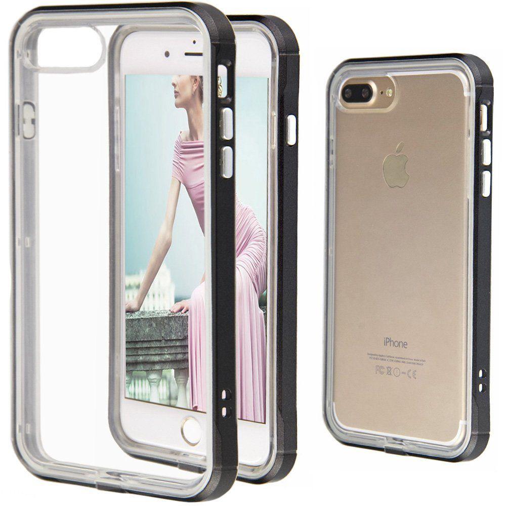 E Xiuge Iphone 8 Plus Case Iphone 7 Plus Case Tpu Bumper Case Clear Transparent Back Cover For Apple Iphone 7 8 Plus 5 Iphone Iphone Bumper Case Iphone 7 Cases