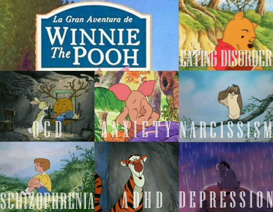 """winnie the pooh psychological disorders essay Winnie the pooh disorders essay essay on psychological disorders 2014 the adventures of winnie the pooh most people seem to really enjoy """"the adventures."""
