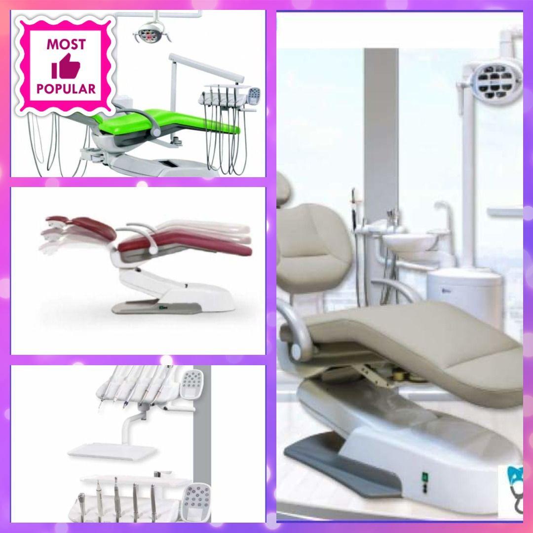 Ritter Vanguard Dental Operatory Package w/ Stools (Germany)