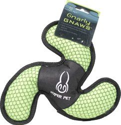 Hyper Pet Gnarly Gnaws Star Dog Toy 10 GreenBlack * You can find more details by visiting the image link.(This is an Amazon affiliate link and I receive a commission for the sales)