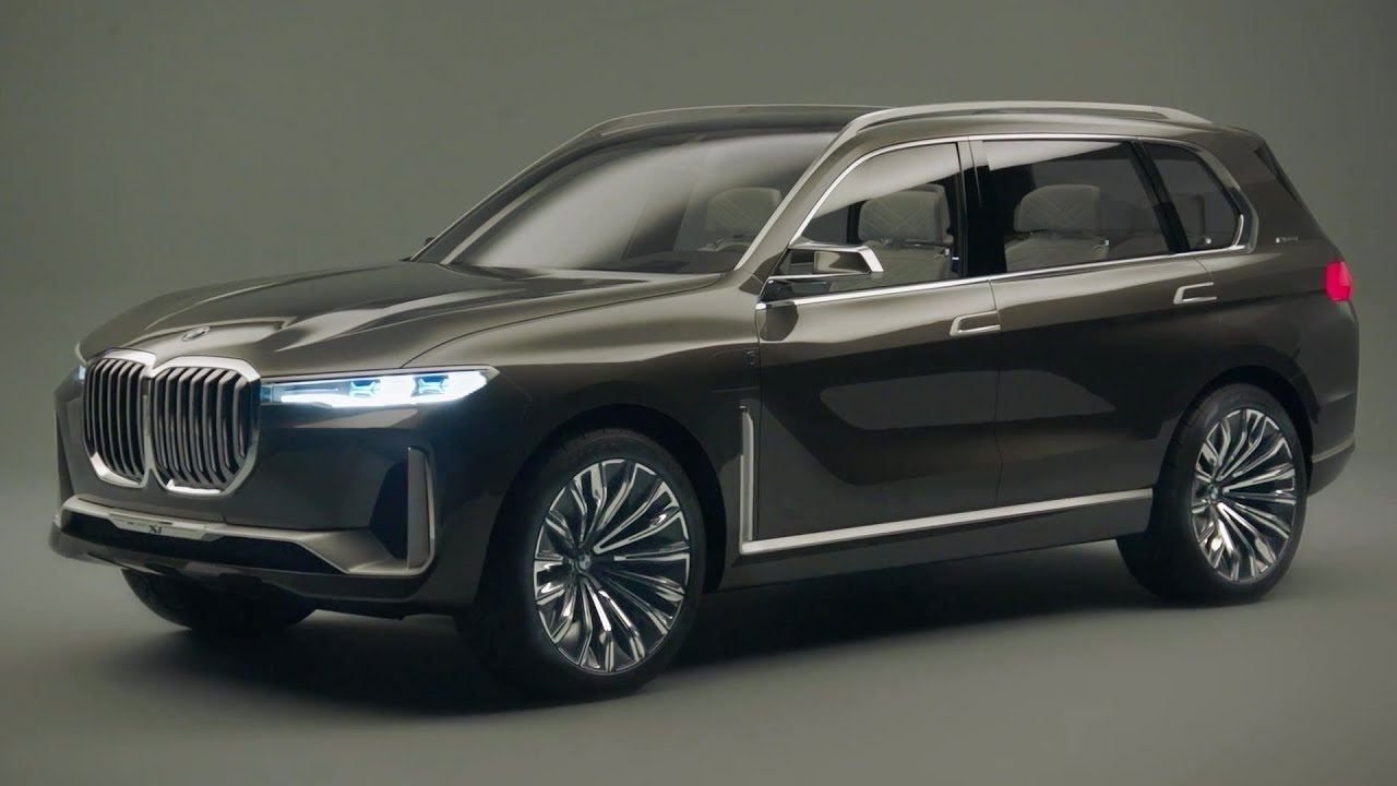2018 Bmw X7 Suv Series Review 자동차 차 디자인