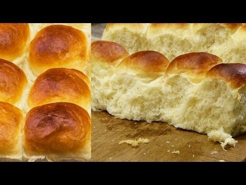 Feather Soft Dinner Rolls Eggless Baking Recipe Breads