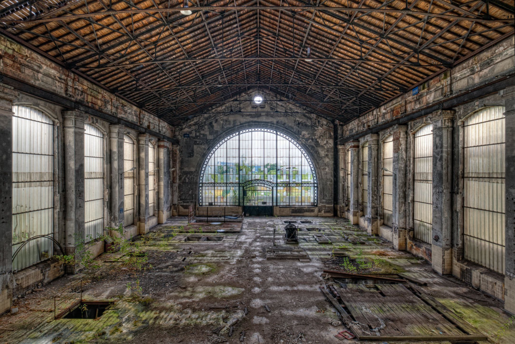 Verlaten Steden Marjolein Loppies Abandoned Places Abandoned Buildings