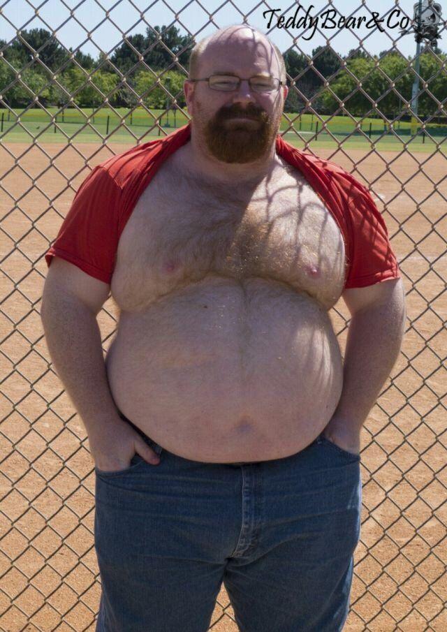 Sexy fat gay
