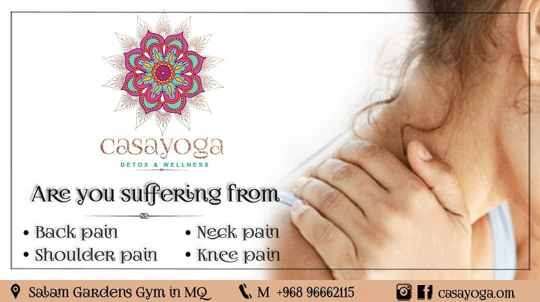 Deep tissue massage sore throat