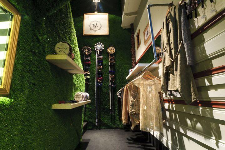 MadamebyMeck store by Oneto/Sousa Arquitectura Interior, Lima Peru