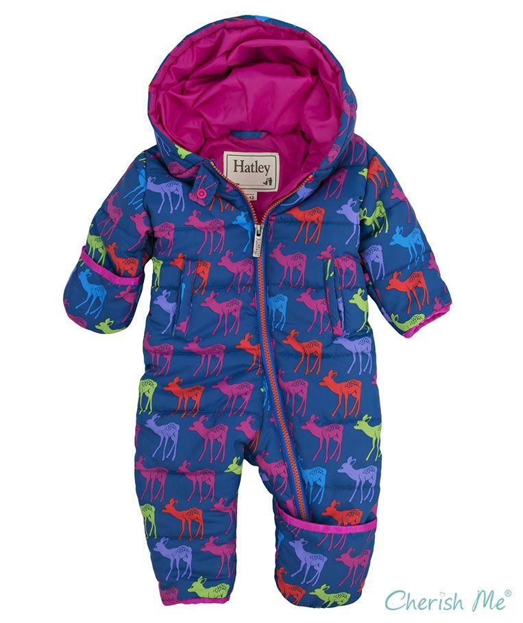 55a88eec4d28 Hatley Snowsuit - Deer