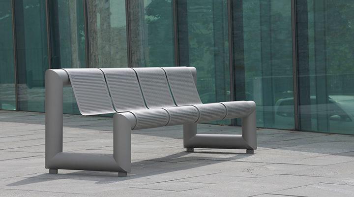 Benches designed by Mario Botta for Benkert Bänke   Interni ...