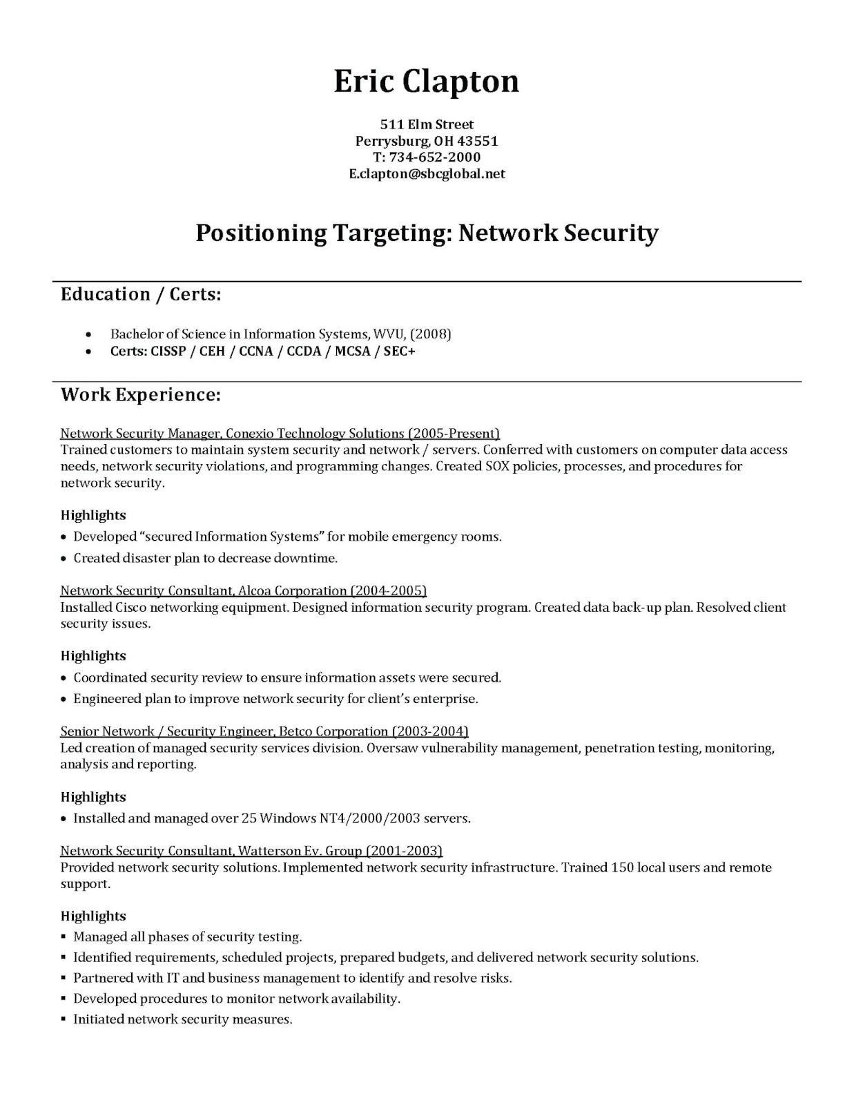 Network architect resume pdf 2019 network architect resume