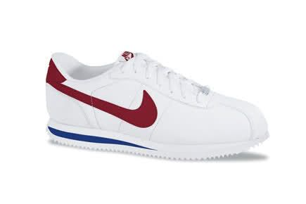 pretty nice aa078 0d414 Forrest Gump Sneakers. | Movies | Nike cortez forrest gump ...