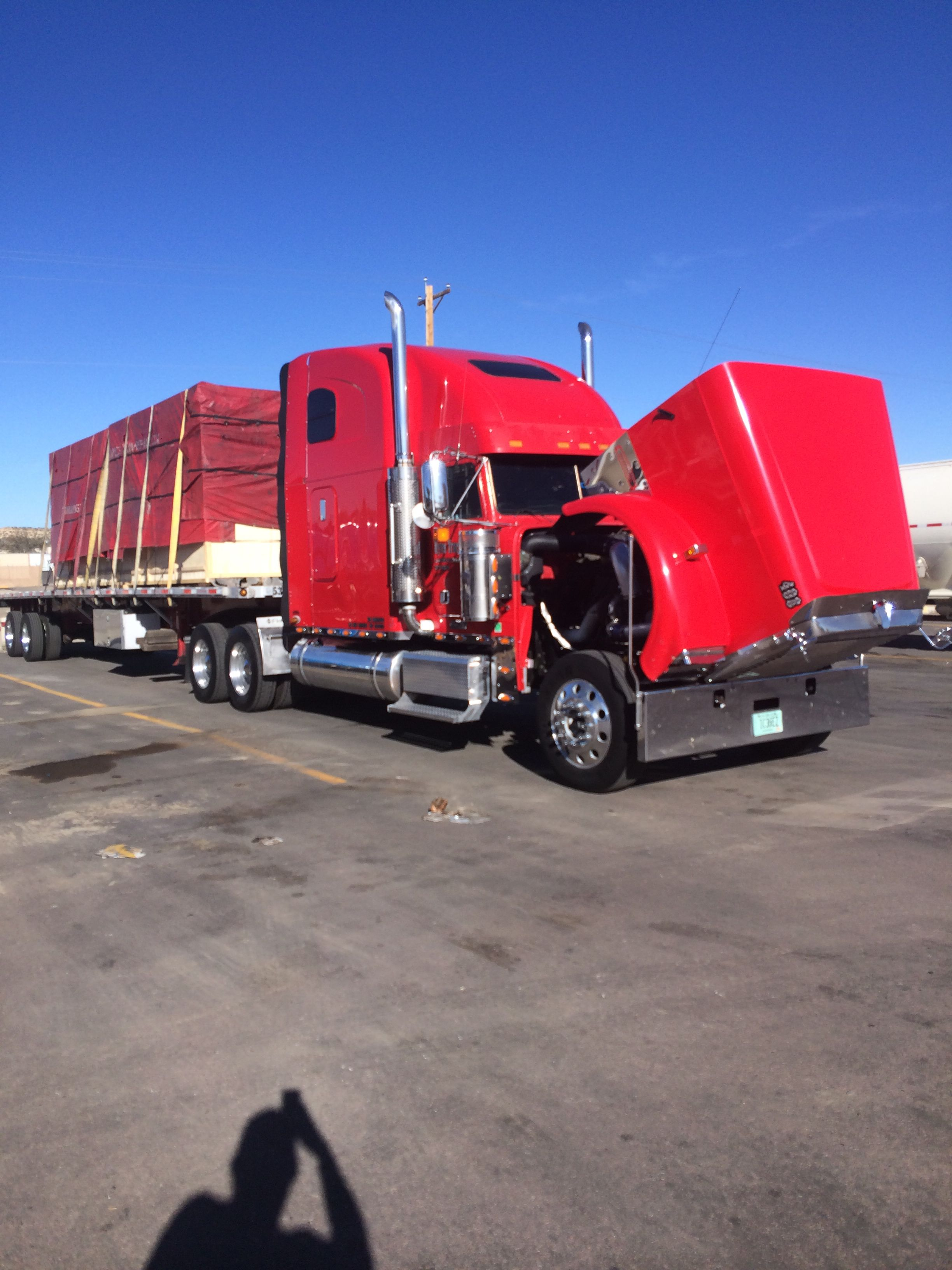 Pin on healthy truckers