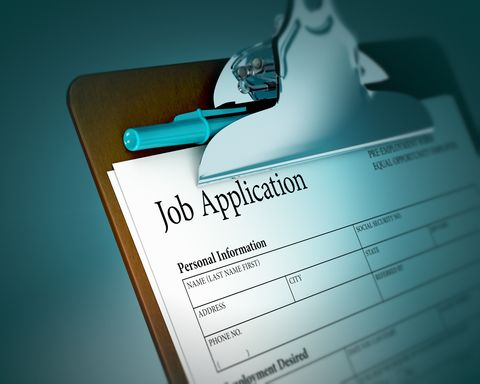 completing job application forms writing a personal statement - employment application forms