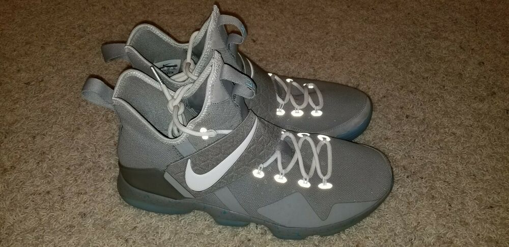 online retailer e669c 4837f Nike Back To The Future Lebron 14 XIV Mag Marty McFly Men's ...