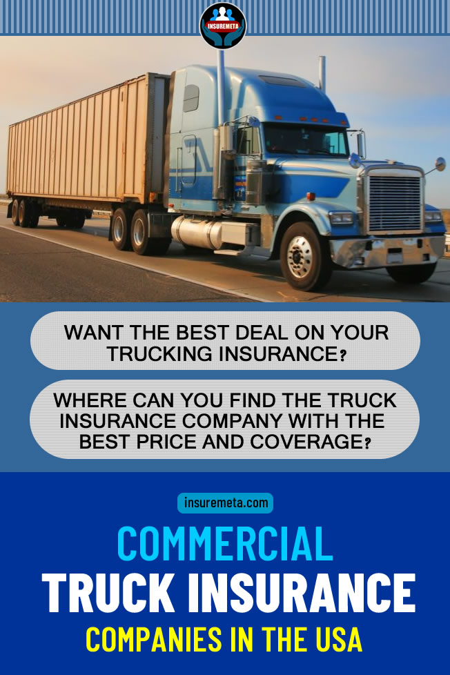Commercial Truck Insurance Companies In Usa Insurance