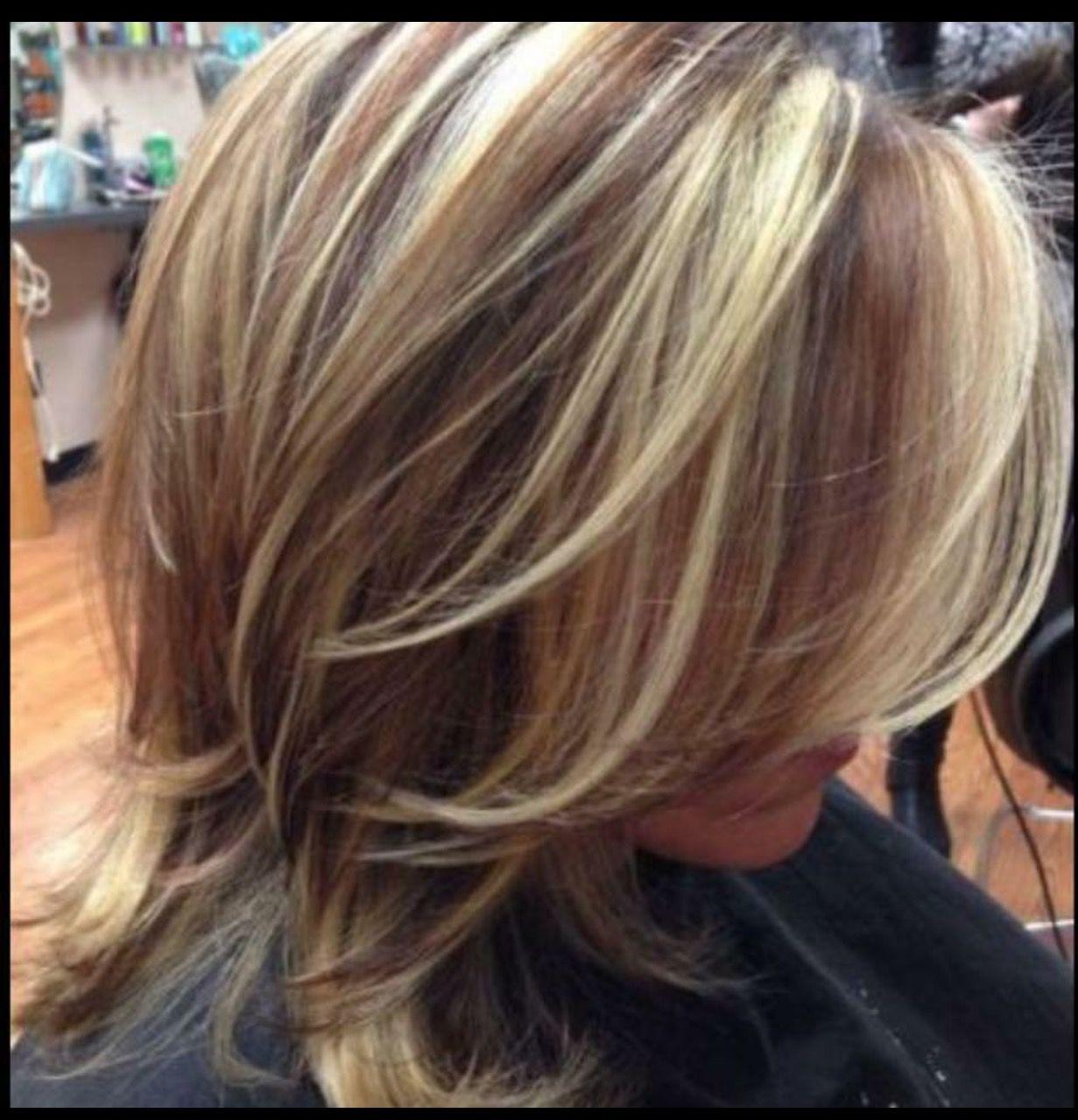 Pin by Monica Rios Arce on Hair Styles / Highlights | Hair ...