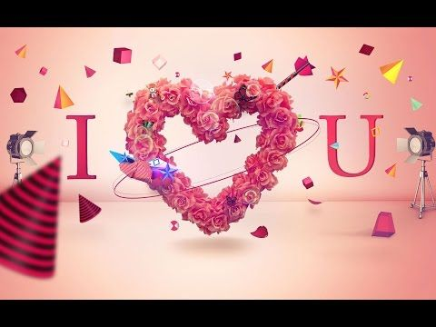 i love you sweetheart wishes,romantic whatsapp video,greetings, e ...