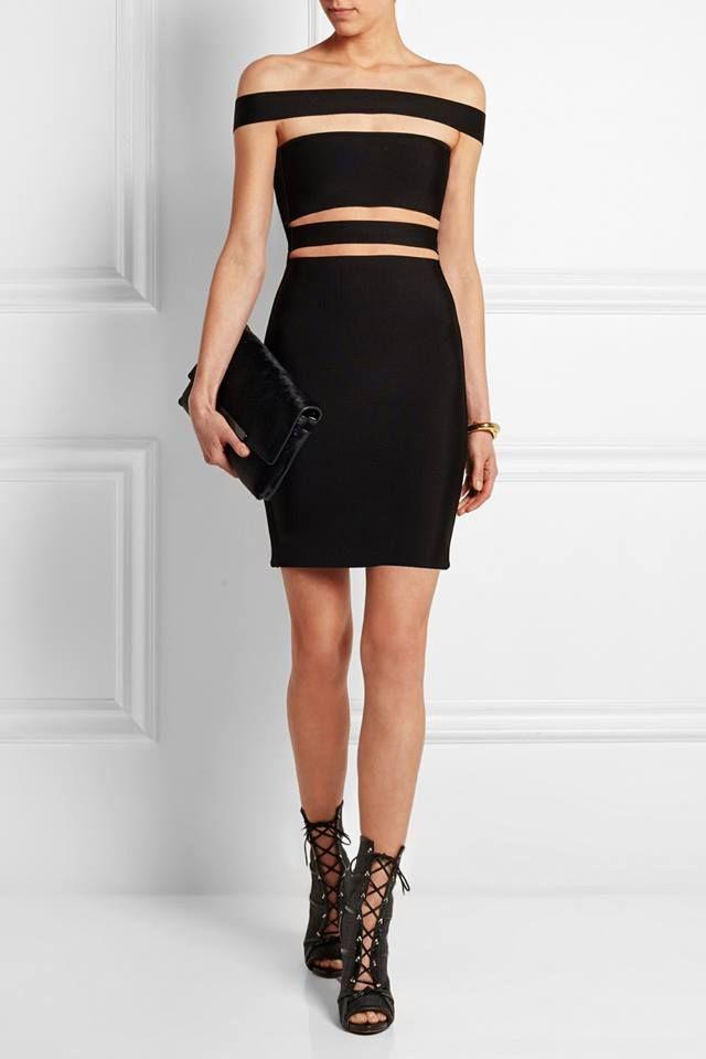 BLACK PRETTY DRESS