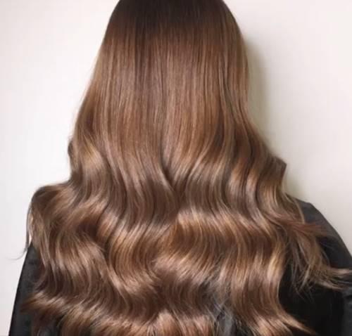 صبغة غارنييه بني فاتح و شيكولاتة و رمادي بالصور الكتالوج و التجارب صبغة غارنييه بني فاتح الوان صبغة غا Hair Style Vedio Short Hair Styles Easy Hair Videos