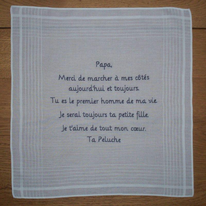 Texte Pour Le Mariage De Ma Petite Fille