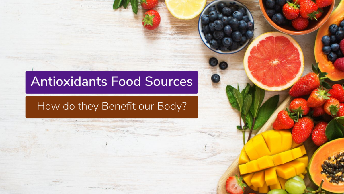 What are Antioxidants? in 2020 Anti oxidant foods, Food