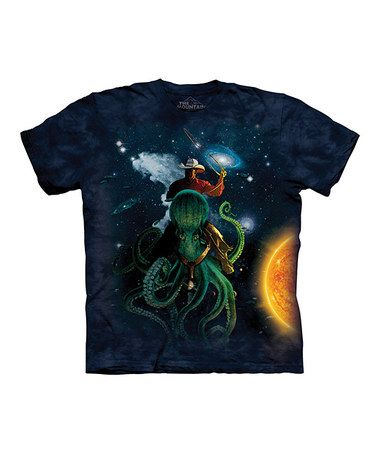 Take a look at this Blue Space Wrangler Tee on zulily today!