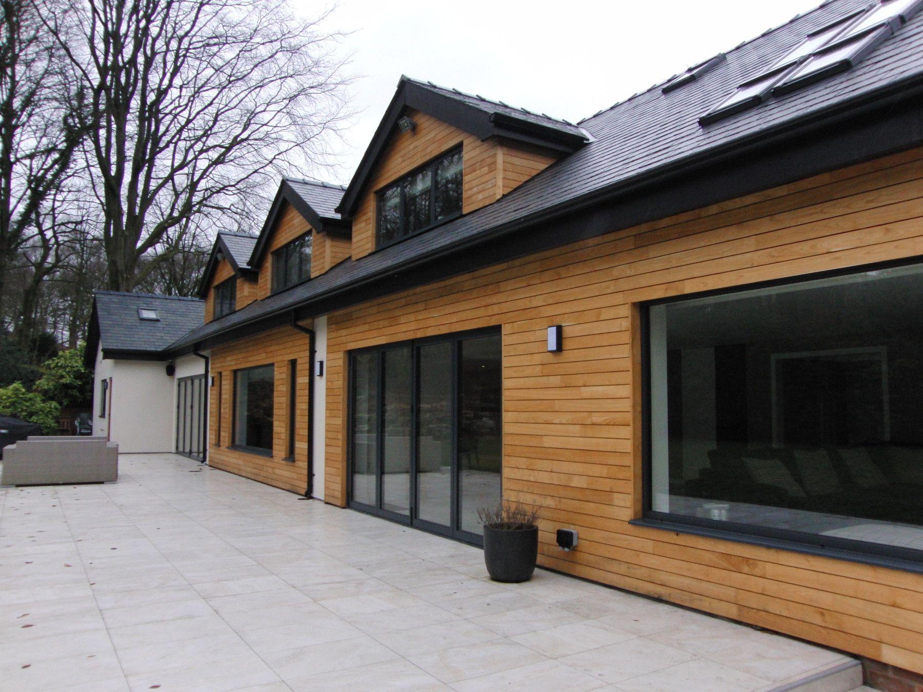 Dormer Loft Cottage By Molecule Tiny Homes: Modern Dormer Bungalow Designs - Google Search