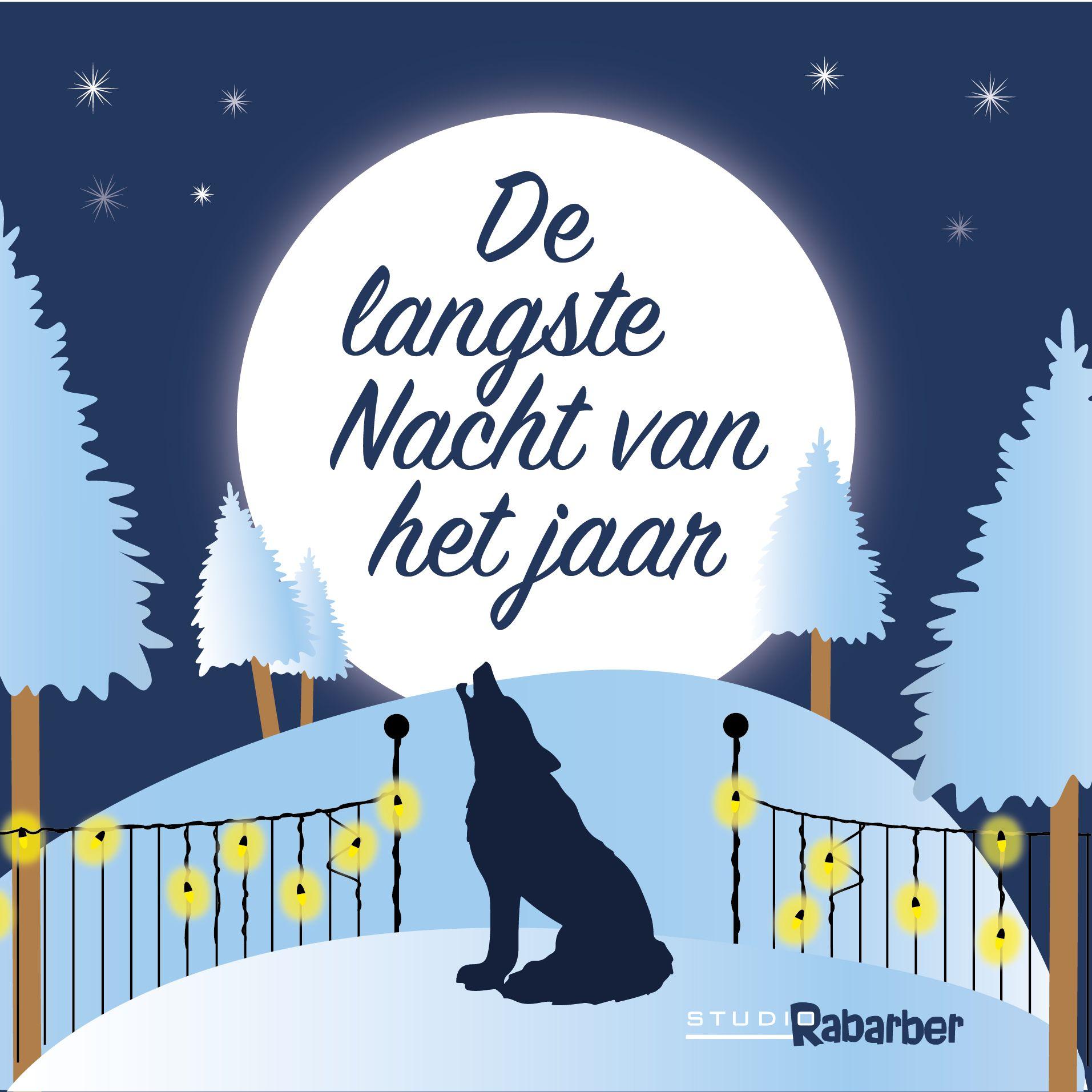 21 #december, de #kortstedag van het jaar. Vanaf morgen is het elke dag weer iets langer licht. Jippie!
