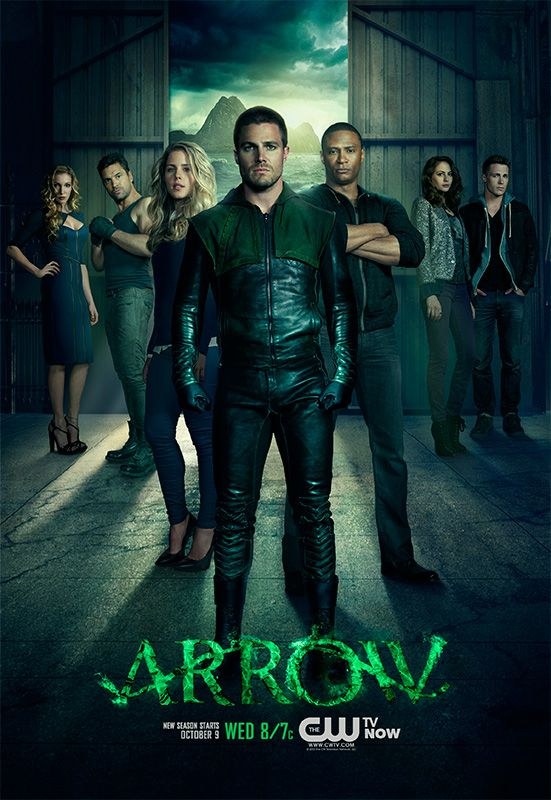 The Arrow Season 2 Poster: Slade > Laurel   ? | Arrow