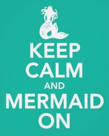 I Hate These Signs Ordinarily But This One Is Kind Of Cute Mermaid On