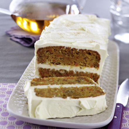 Mhrenkuchen Rezept | Rezepte | Pinterest | Kuchen, Mhren ...