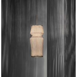 Photo of Arturo Alvarez Designer-Pendelleuchte Ura 2 Ø 20 cm in Weiß Ura Ur204 white Kabel transparentWohnlic