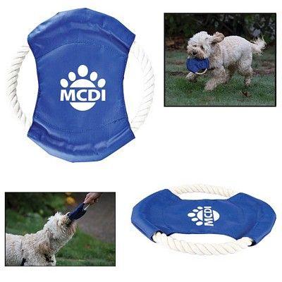 Pet Rope Tug Flyer Toy Best Dog Toys Pets Pet Daycare