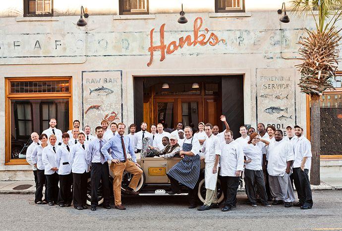 Hank S Seafood Restaurant Charleston Sc