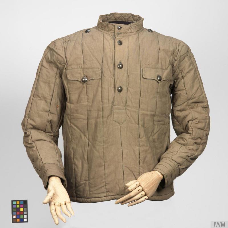 Scarce PVA pull over officer winter jacket