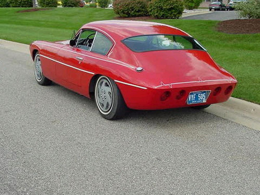 Victress C3 | Victress | Pinterest | American classic cars and Cars