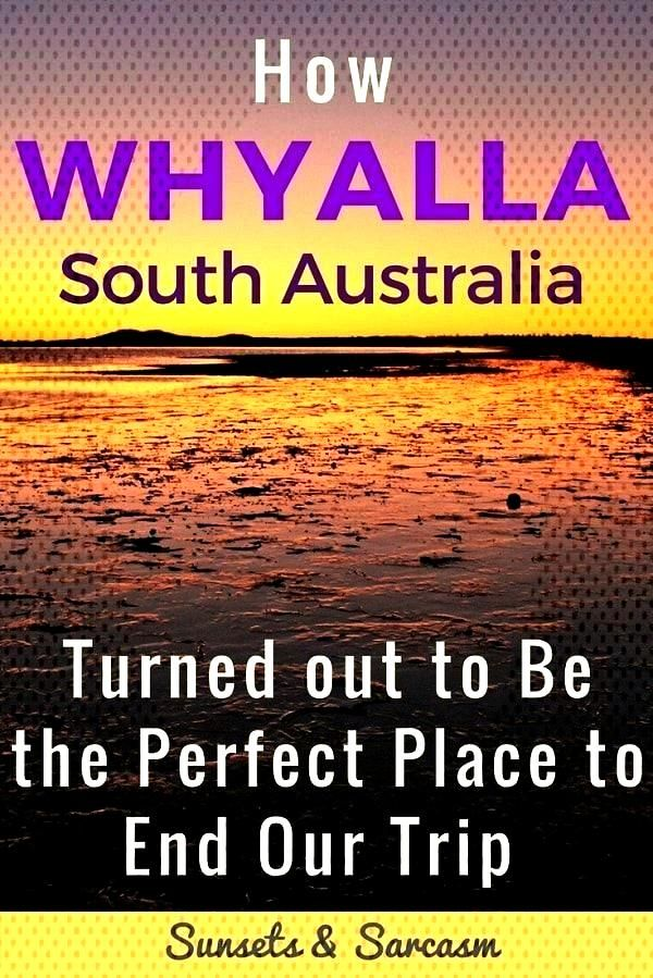 South Australia: Attractions in this Coastal Town near Adelaide Find out what to see and do in Whya