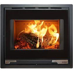 Photo of Aduro stove insert 5-1 (7 kW, room heating capacity: 334 m³, black) AduroAduro