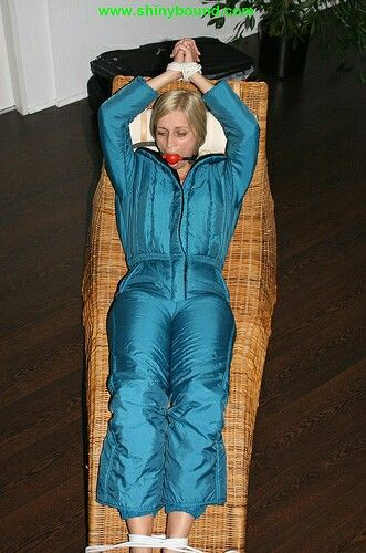 Bound In Blue Shiny Ski Suit Ski Suits Pinterest