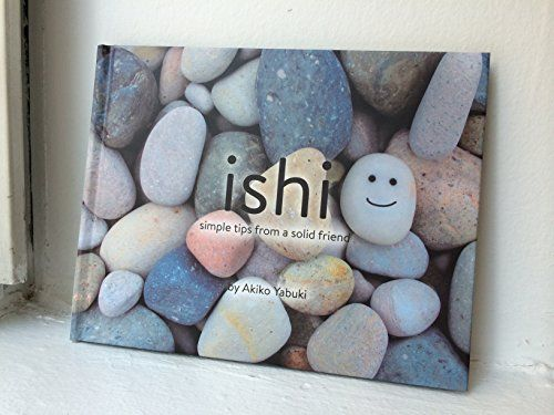 ishi by Akiko Yabuki- I plan on using this with a lesson on
