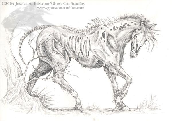 #zombie #horse | Craft...