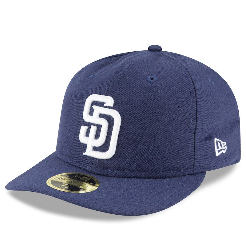 really comfortable cheap for discount classic fit San Diego Padres New Era Fan Retro Low Profile 59FIFTY Fitted Hat ...